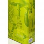 Planeta: nuovo packaging per la latta dell'olio